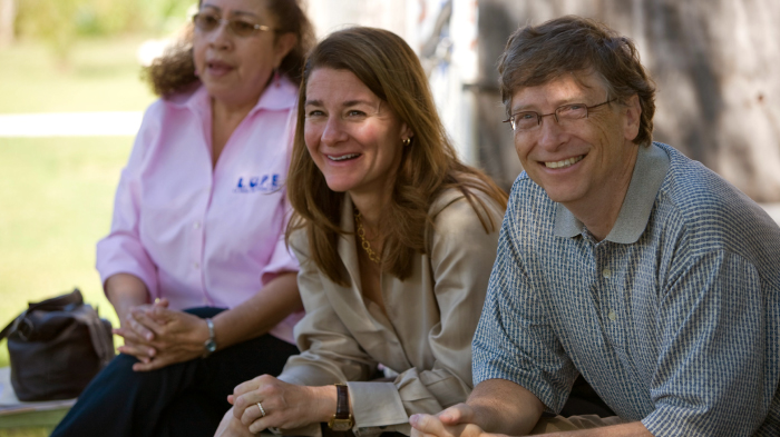 Everyone Can Make A Difference By Giving Back Bill Gates