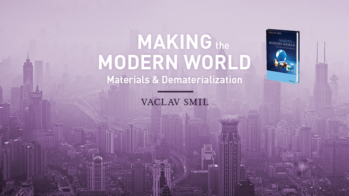 Book Of Interest By Vaclav Smil June 25th 2014 Consilient Interest