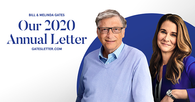 Bill Gates 2020 annual letter – Why we swing for the fences