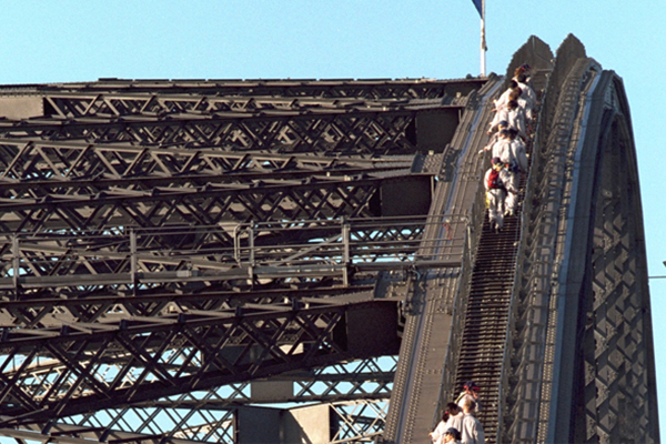 Harbor Bridge Climb