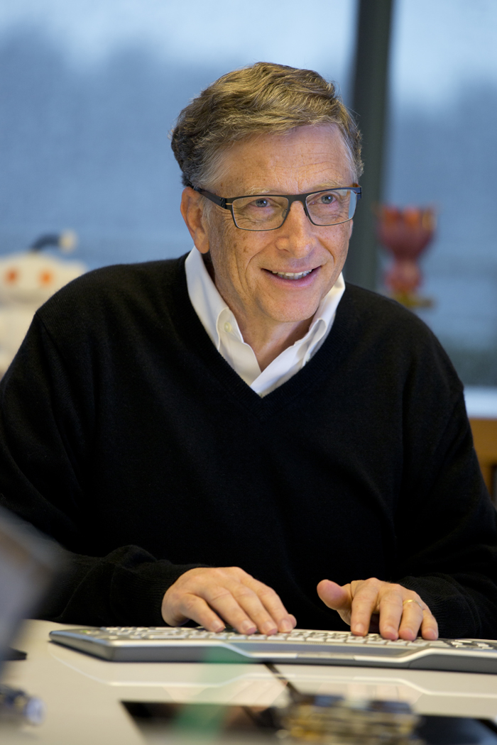 Bill Gates' Reddit AMA