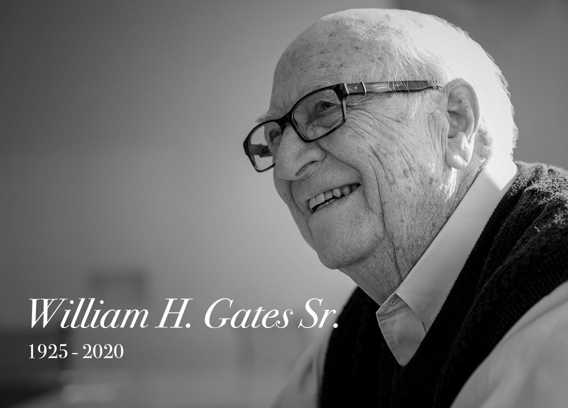 Remembering my father | Bill Gates