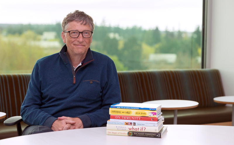 bill gates here's my plan to When it comes to choosing our next book to read, we sometimes look to celebrities, icons, and people in power for advice and considering bill gates, mark zuckerberg and barack obama all recommend this book it's going to the top of our 'to read' list.