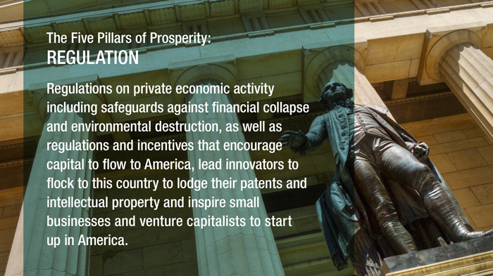 5 Pillars of Prosperity