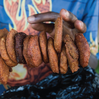 Cassava - The Most Interesting Vegetable in the World | GatesNotes.com The Blog of Bill Gates