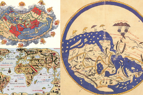 Student Activity – Comparing Historical Maps
