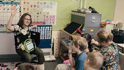 Meet the teacher changing how people think about disability