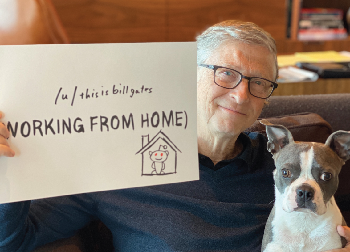 Home | Bill Gates