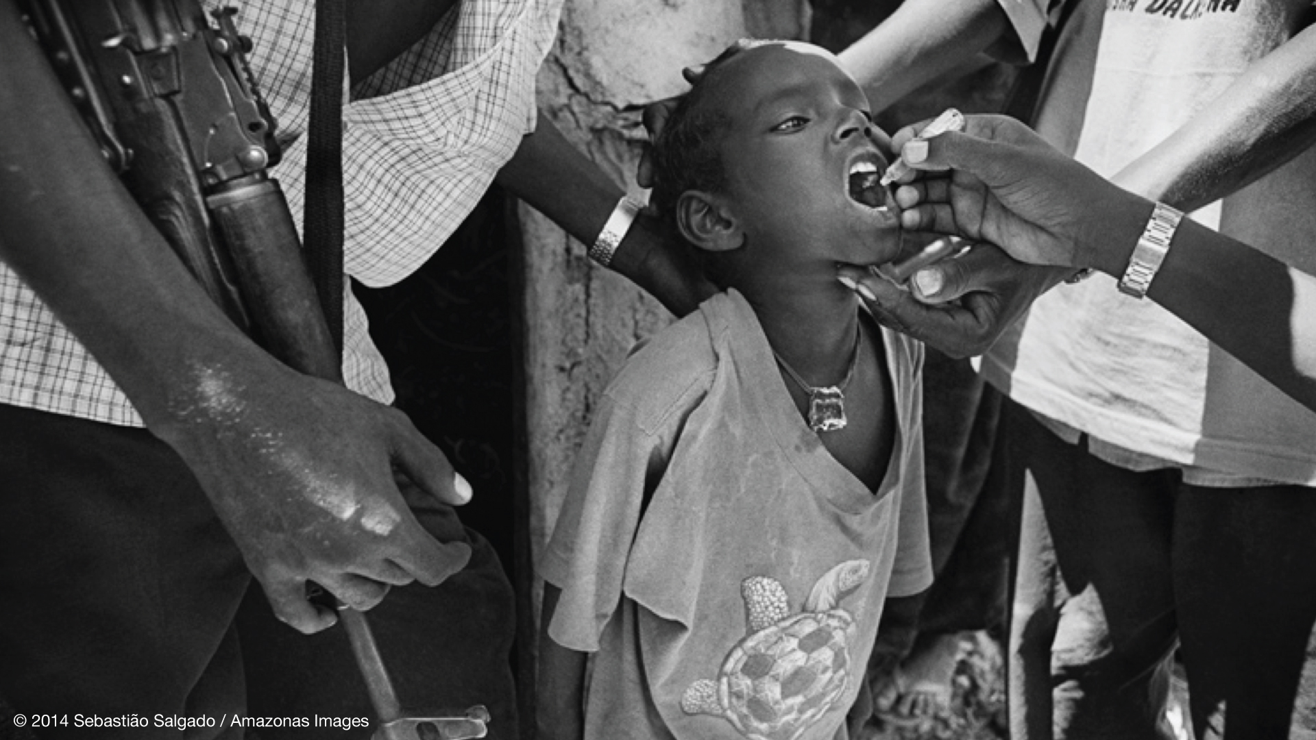 Scenes From the Polio Fight