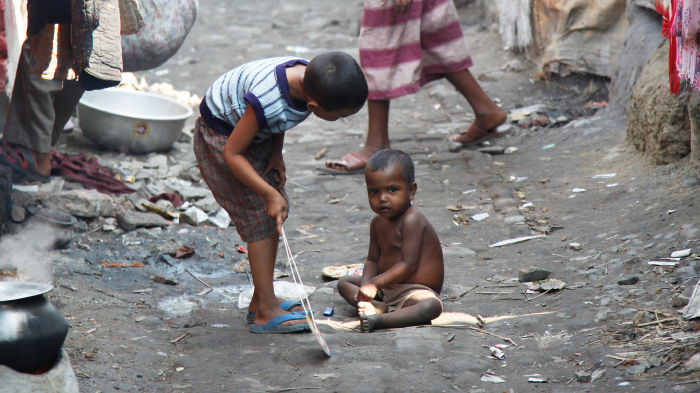 Infant Mortality Rates are 1.8 Times Higher in Slums | GatesNotes.com The Blog of Bill Gates