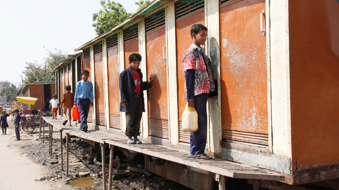 Absence of Available Latrines is a Major Health Problem | GatesNotes.com The Blog of Bill Gates
