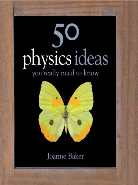 50 Physics Ideas You Really Need to Know - Book Review