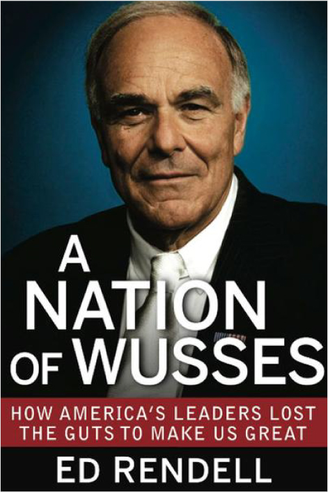 A Nation of Wusses - Book Review
