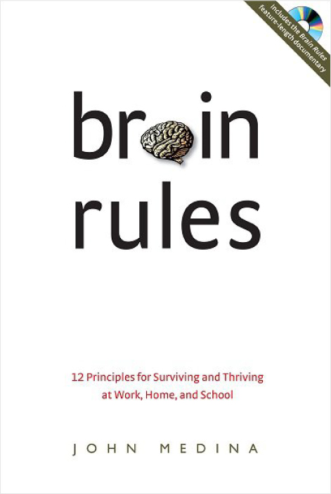 Brain Rules - Book Review