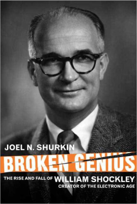 Broken Genius - Book Review