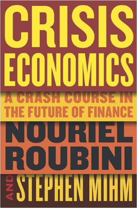 Crisis Economics - Book Review