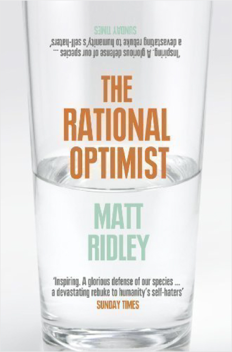 The Rational Optimist - Book Review