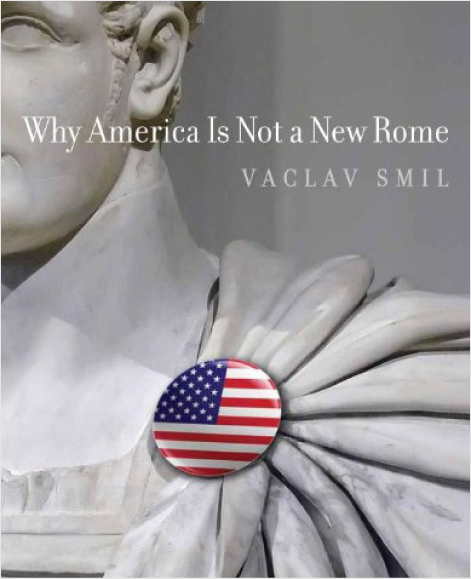 Why America is Not a New Rome - Book Review