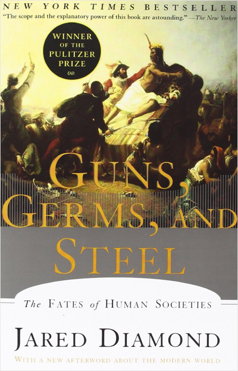 Guns, Germs and Steel - Book Review
