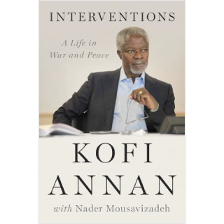 Interventions - Book Review