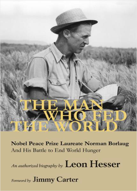 The Man Who Fed the World - Book Review