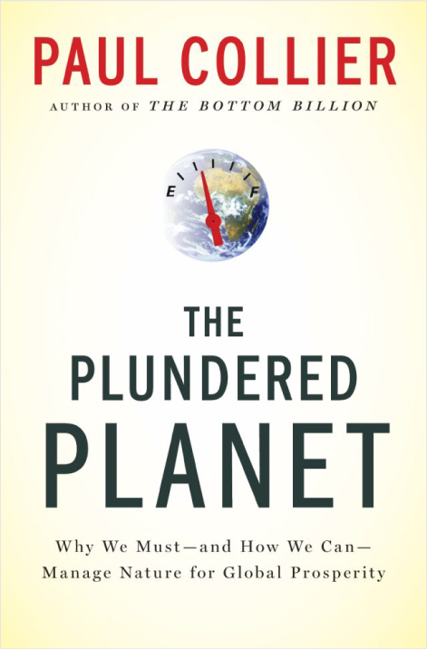 The Plundered Planet - Book Review