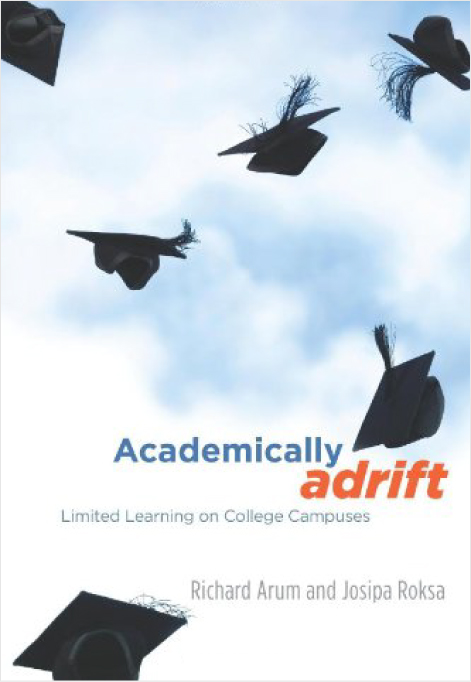 Academically Adrift - Book Review