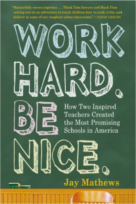 Work Hard, Be Nice - Book Review