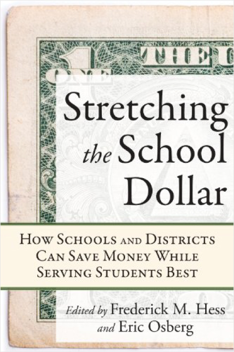 Stretching the School Dollar - Book Review