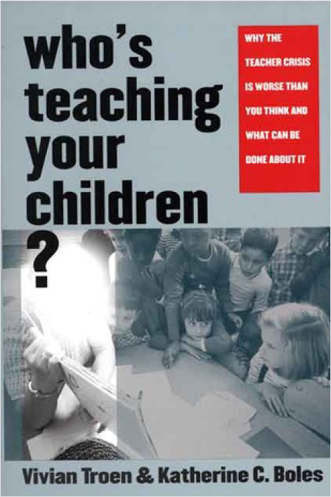 Who's Teaching Your Children? - Book Review