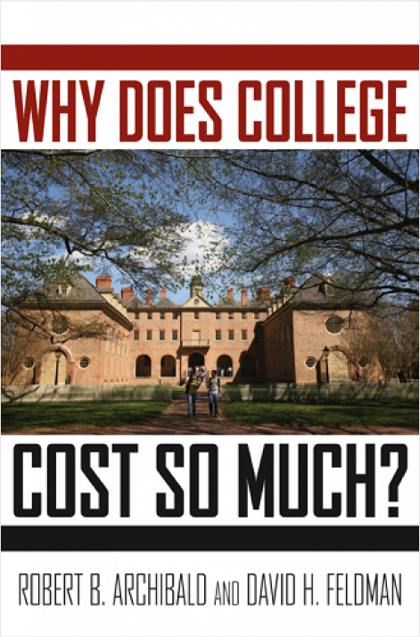 Why Does College Cost So Much- Book Review