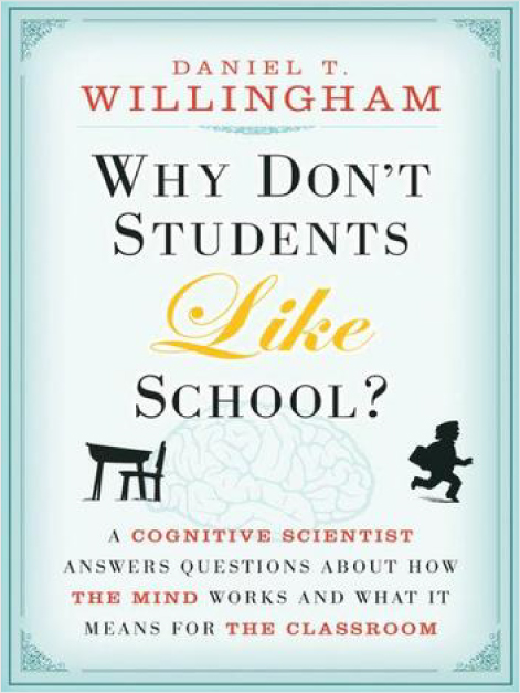 Why Don't Students Like School? - Book Review