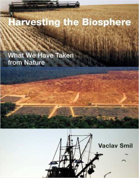 Harvesting the Biosphere - Book Review