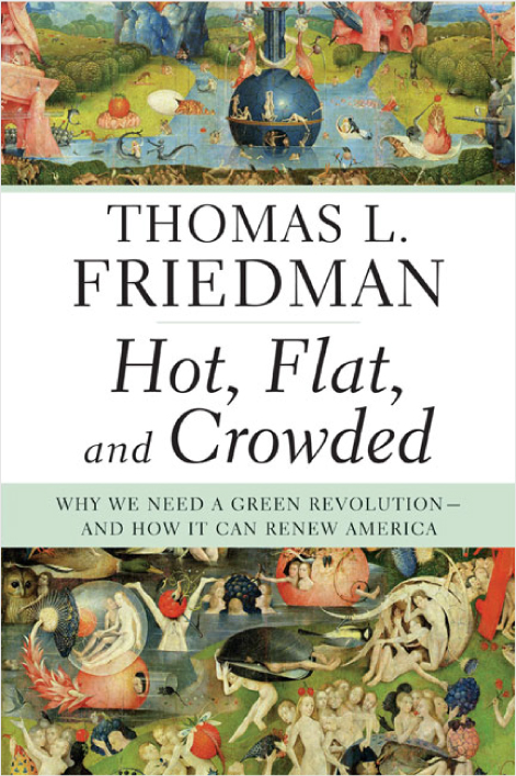 Hot, Flat and Crowded - Book Review