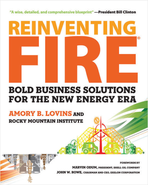 Reinventing Fire - Book Review