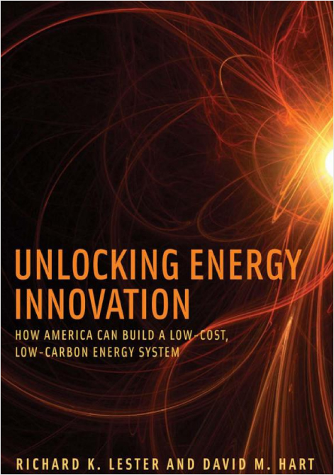 Unlocking Energy Innovation - Book Review