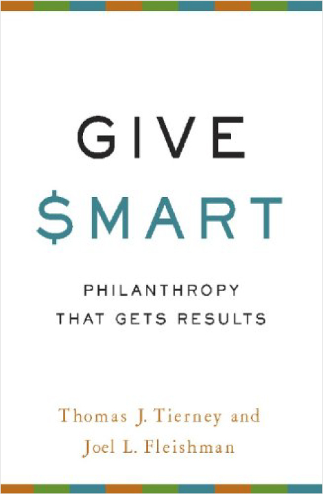 Give Smart - Book Review