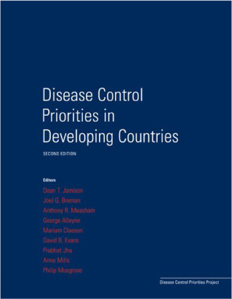 Disease Control Priorities in Developing Countries - Book Review