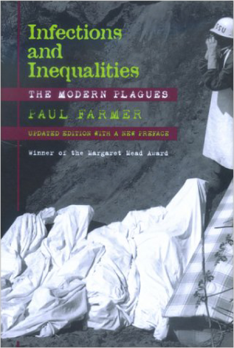 Infections and Inequalities - Book Review