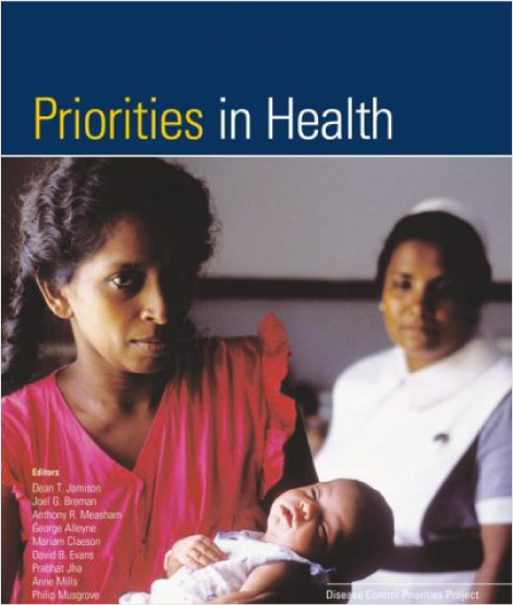 Priorities in Health - Book Review