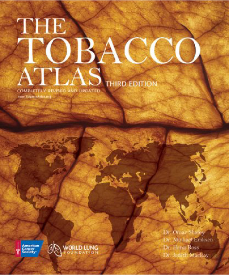 The Tobacco Atlas - Book Review