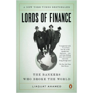 Lords of Finance - Book Review