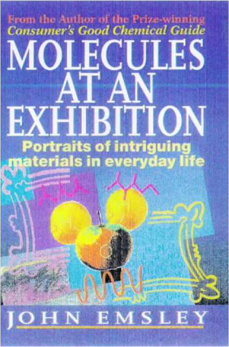 Molecules at an Exhibition - Book Review