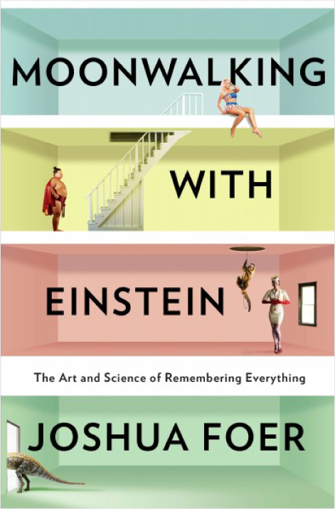 Moonwalking with Einstein - Book Review