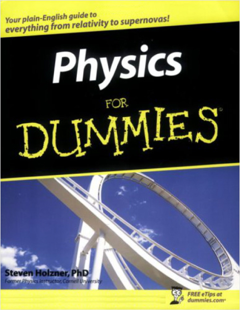 Physics for Dummies - Book Review
