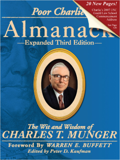 Poor Charlie's Almanack - Book Review