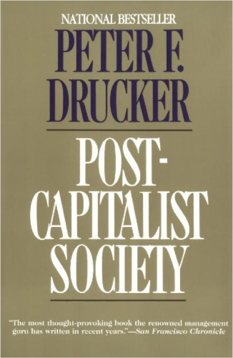 Post-Capitalist Society - Book Review