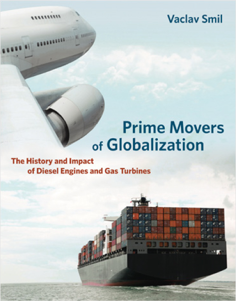 Prime Movers of Globalization - Book Review