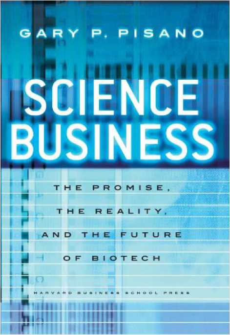 Science Business - Book Review