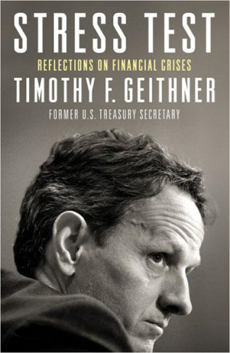 A Front-row View of the Financial Crisis - Stress Test by Timothy Geithner, Book Review | GatesNotes.com The Blog of Bill Gates